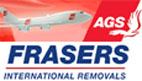 AGS Frasers International Removals Kenya logo